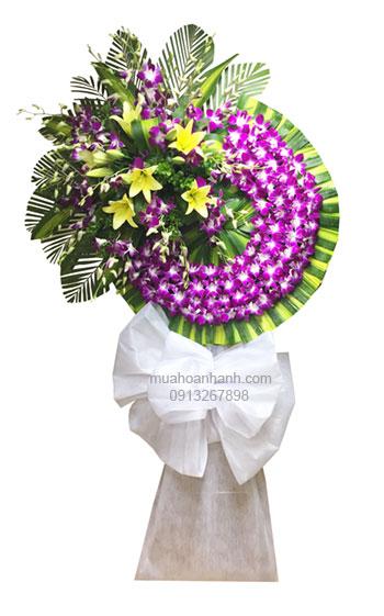Hoa chia buồn-cb04