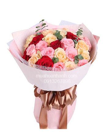 hoa bó-hb01