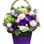 hoa giỏ-HG05