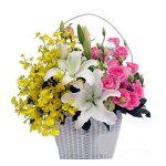 hoa giỏ a1