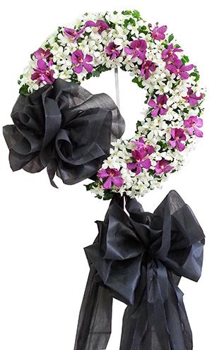 hoa chia buồn 11