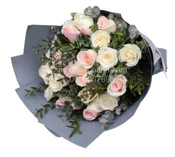 hoa bó 100