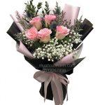 hoa bó-hb222